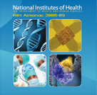 photo of the cover of the NIH Almanac CD_ROM