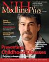 Magazine Cover Spring 2008