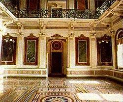 Photo of the Indian Treaty Room (White House Photo)