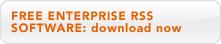Free Software: download NewsGator Enterprise Server