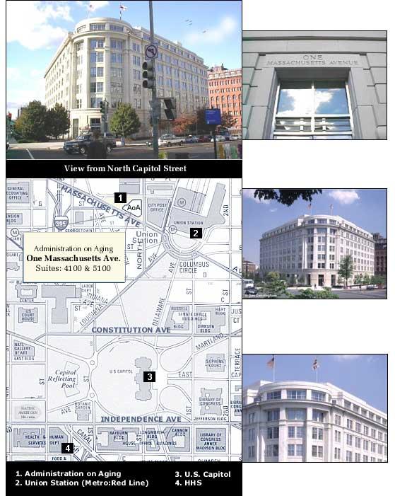 AoA Map and Photos