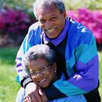 Photo of senior couple
