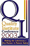Image of the QI Conference Logo