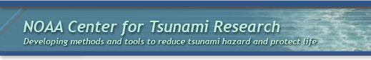 NOAA Center for Tsunami Research