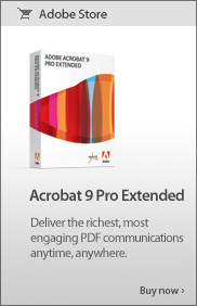 Deliver the richest, most engaging PDF communications anytime, anywhere. Buy now >
