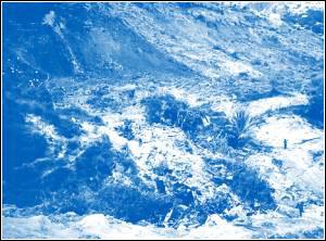 Image of landslide