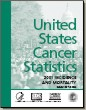 Cover of United States Cancer Statistics Report 2001