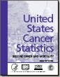 Cover of United States Cancer Statistics Report 2002