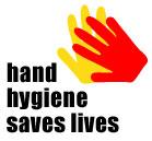 Hand hygiene logo