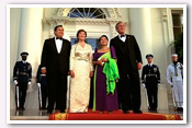 Link to State Visit of the Philippines 2003 Photo Essays