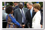 Link to State Visit of Kenya 2003 Photo Essays