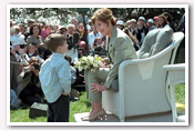 Link to White House Easter Egg Roll 2002 Photo Essays