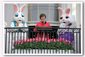 Link to White House Easter Egg Roll 2007 Photo Essays