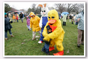 Link to White House Easter Egg Roll 2005 Photo Essays