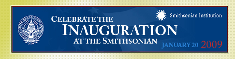 Celebrate the Inauguration at the Smithsonian
