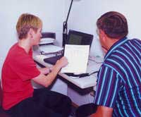 ATSDR conducted face-to-face interviews with individuals