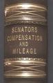 Image of Senate Ledger Spine