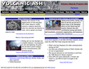 volcanic ash home page