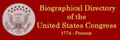 Biographical Directory of the U.S. Congress