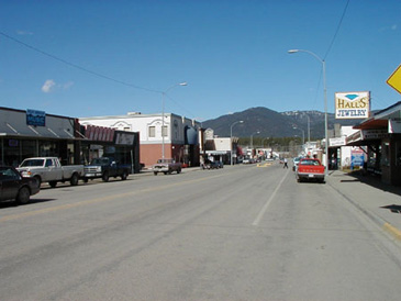 Downtown Libby