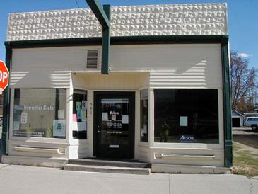 ATSDR Information Center in Libby (2000-2002)