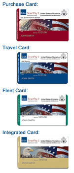 New SmartPay 2 Charge Cards designs at top