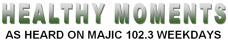 WMMJ Healthy Moments logo