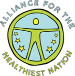Alliance for the Healthiest Nation logo