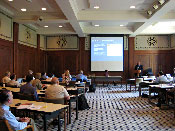 Workshop at the US National Academy of Sciences