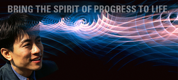 Bring the Spirit of Pregress to Life