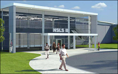 Construction Start of NSLS-II Approved