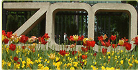 National Zoo entrance