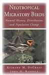 book: Neotropical Migratory Birds