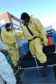 hazmat disaster preparedness training photo
