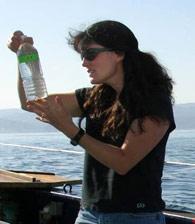 Kathi Lefebvre, NOAA Fisheries Scientist