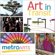 MetroArts Art in Transit video ad