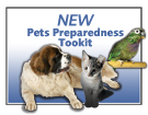 Link to New Pets Preparedness Toolkit