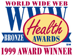 WWW Health Awards, Bronze