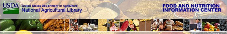 Random images that represent what Food and Nutrition Information Center offers