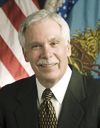 Photo of Ed Schafer, Secretary of Agriculture