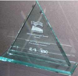 FDA's excellence.gov award