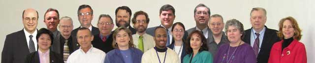 members of the FURLS IT team