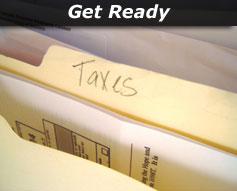 "Tax Folder - ""Get Ready"""