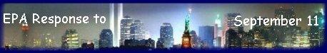 EPA Response to September 11