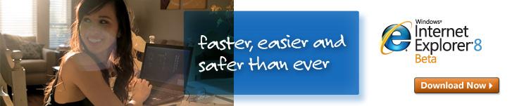 Download Internet Explorer 8 Beta 2