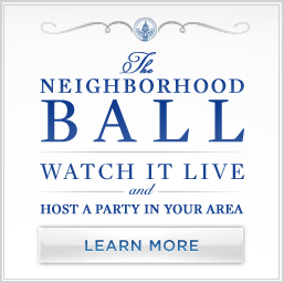 The Neighborhood Ball ::: Watch it Live ::: And Host a Party In Your Area ::: Learn More