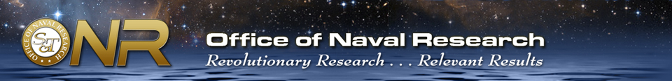 This image is used as the top banner on the Office of Naval Research Home Page