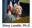 Director's Message from Story Landis, Ph.D.