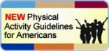 Physical Activity Guidelines for Americans logo
