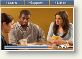 Video screen grab from SAMHSA Web site